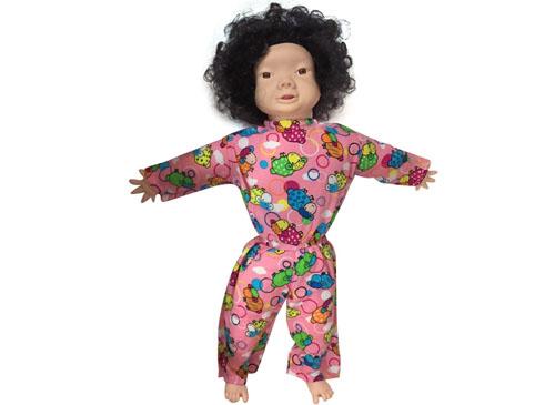 唐氏宝宝护理模型,高级唐氏综合症婴儿护理模型