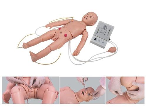 全功能一岁儿童高级模拟人