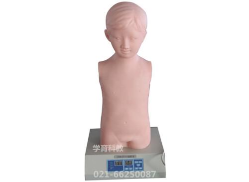 小儿心肺触诊听诊电脑模拟人