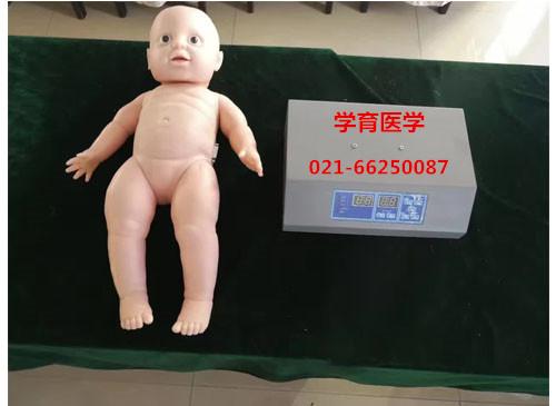 婴儿心肺听诊电脑模拟人