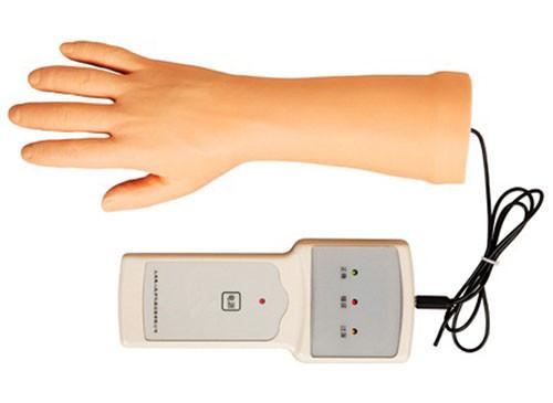 高级电子手部静脉穿刺训练模型