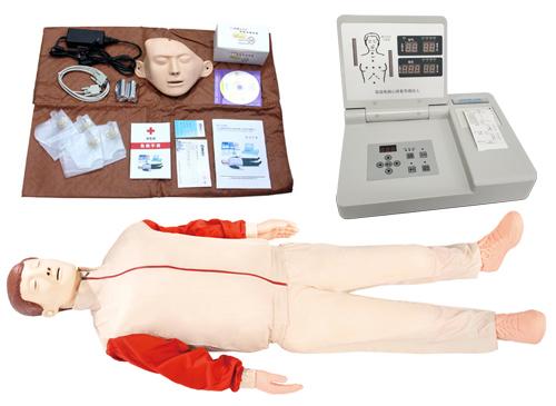 CPR490高级全自动电脑心肺复苏模型