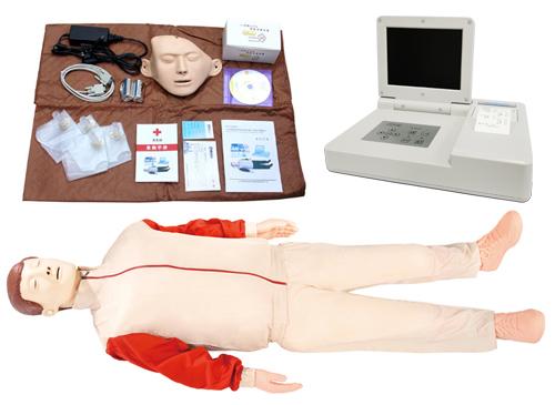 CPR690大屏幕液晶彩显高级电脑心肺复苏模型