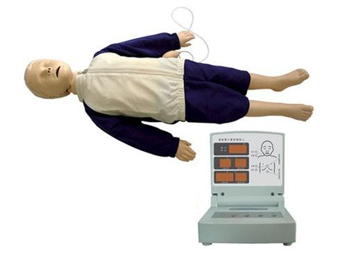 儿童心肺复苏模型