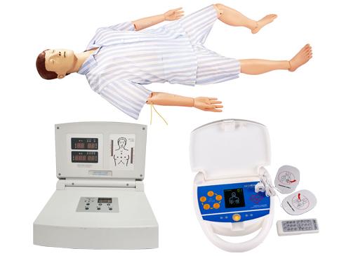 <b>心肺复苏模拟人模型</b>