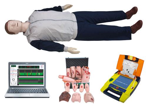 心肺复苏创伤除颤模拟人