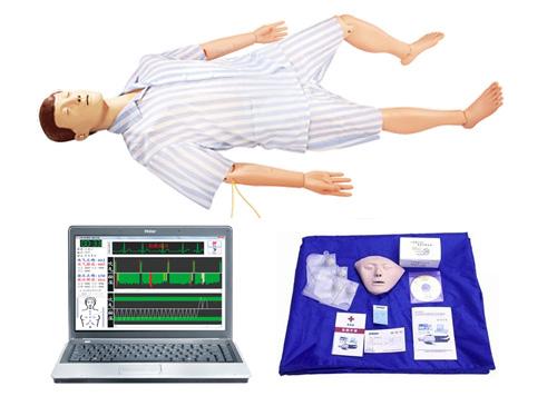 <b>心肺复苏人体模型</b>