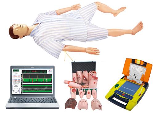 综合心肺复苏模拟人