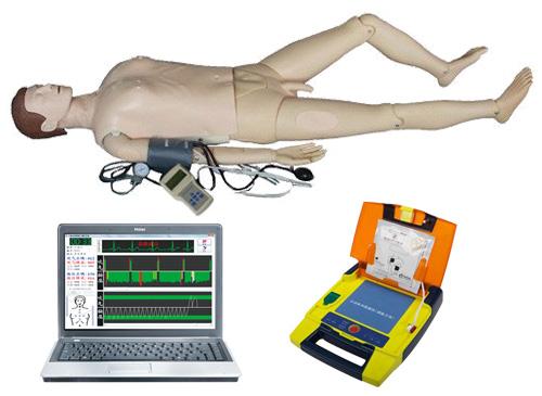 电脑综合心肺复苏模拟人