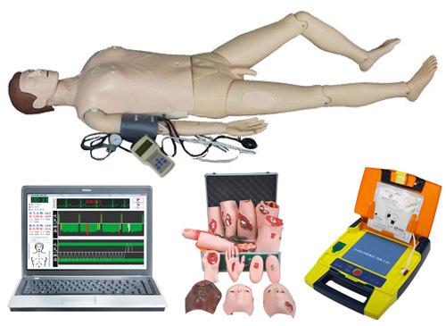综合急救心肺复苏模拟人