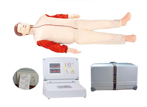 全自动心肺复苏模拟人CPR480
