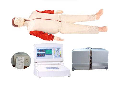 CPR580液晶彩显高级电脑心肺复苏模拟人