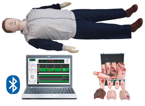 心肺复苏创伤急救模拟人