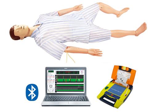综合急救除颤护理模拟人