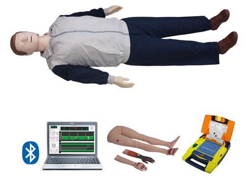 急救创伤四肢除颤模拟人